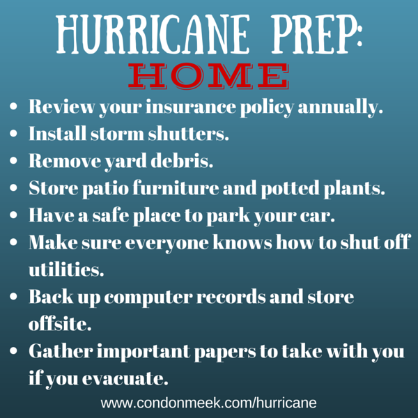 hurricane home