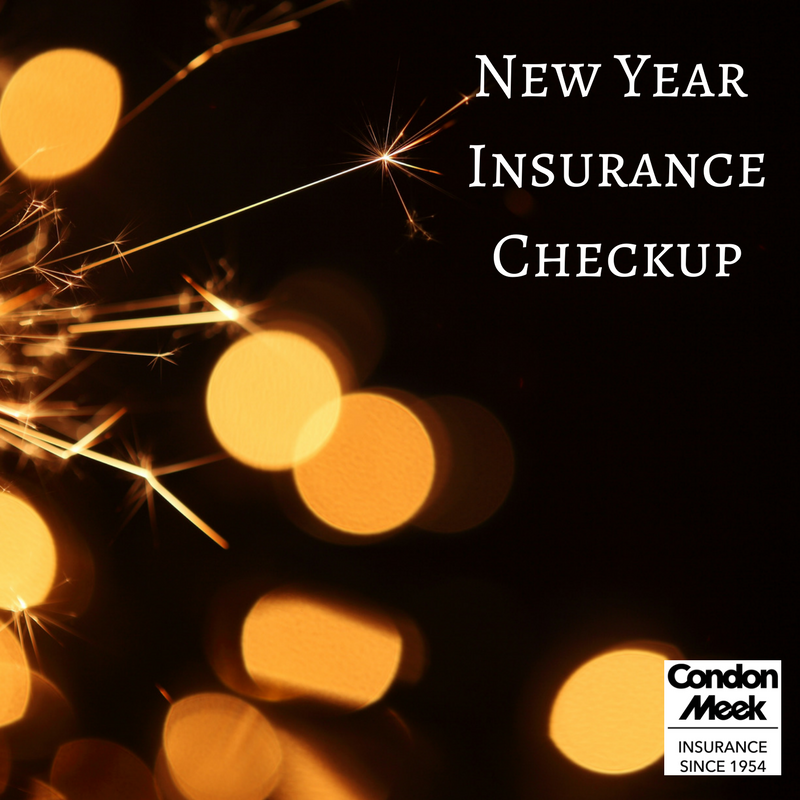 New Year Insurance Checkup