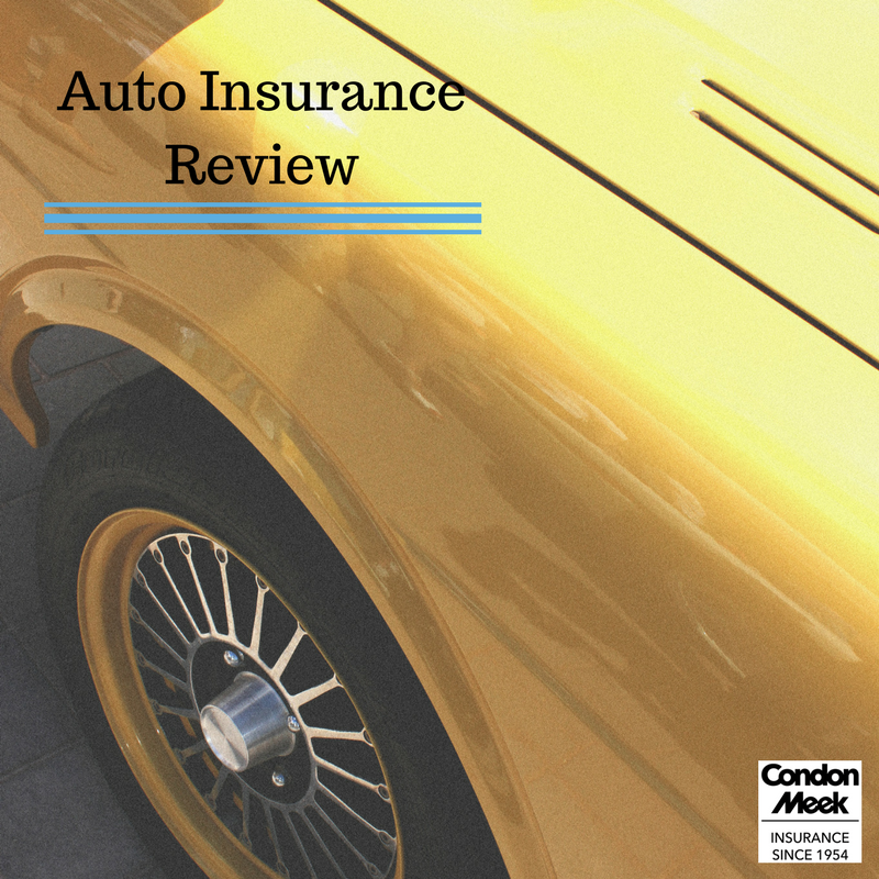 Auto Insurance Review